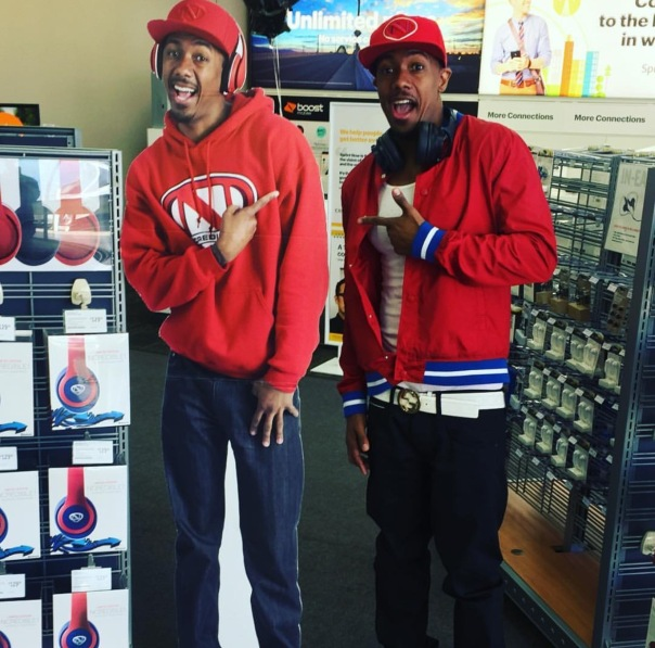 Nick cannon headphones hit radio shake - WESTPOPPN.com