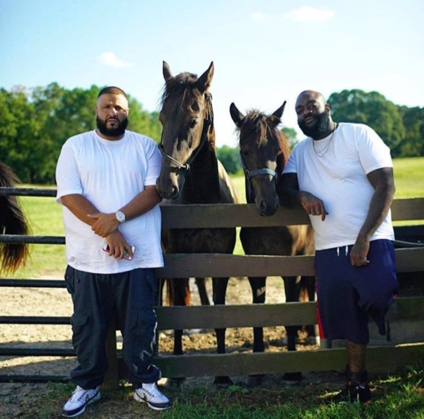 Dj KHALED and Rick ross - Westpoppn.com