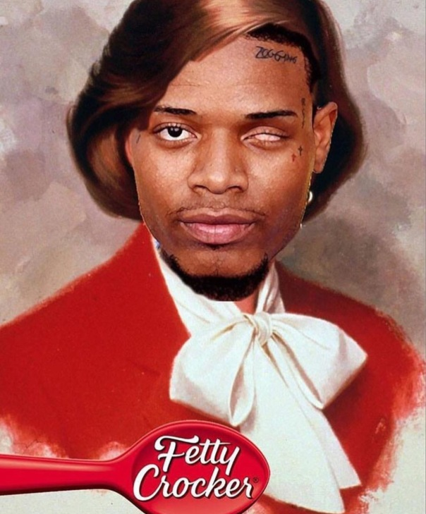 Westpoppn.com - Funniest meme/ Fetty Crocker meme