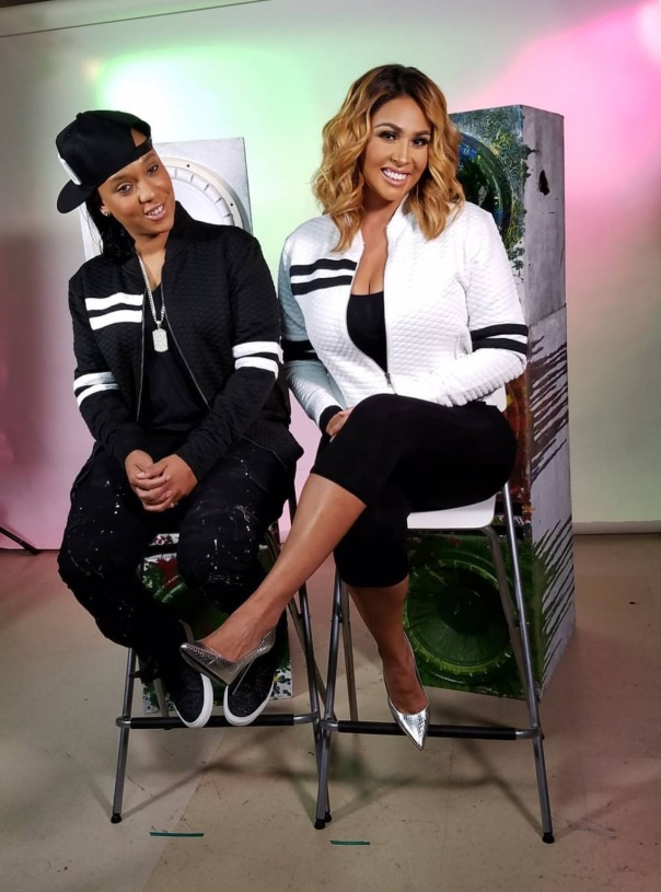 Lady Luck and Somaya Reece - #SociallyDecoded interview - Westpoppn.com