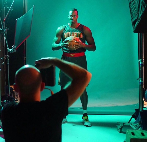 Dwight Howard - #Atlanta - WESTPOPPN.com