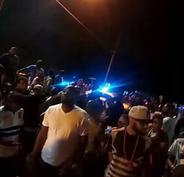 ShawtyLo passing and his Bankhead community brings out candles to show respect - Westpoppn.com