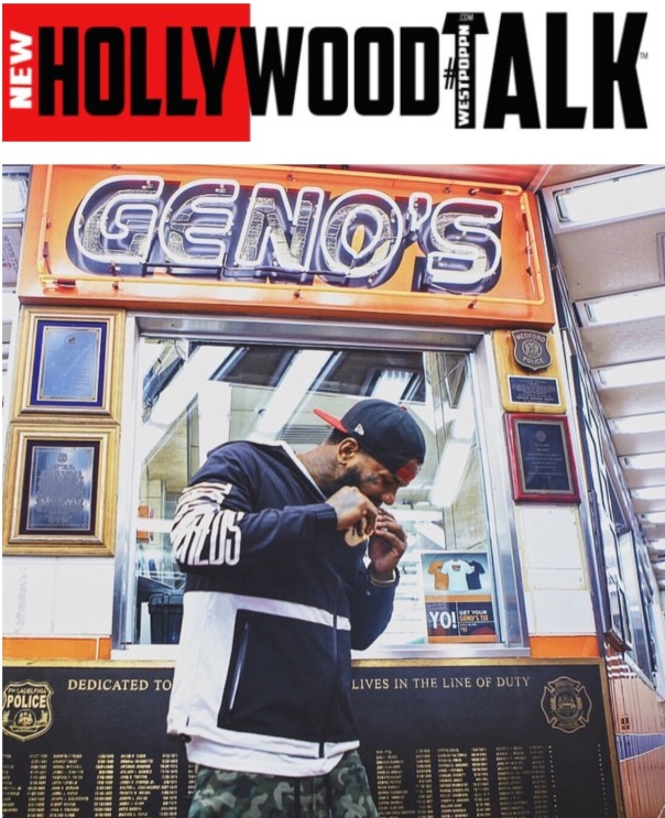 Rapper GAME hits up philly at GENO's - meek mill hometown - WESTPOppn.com