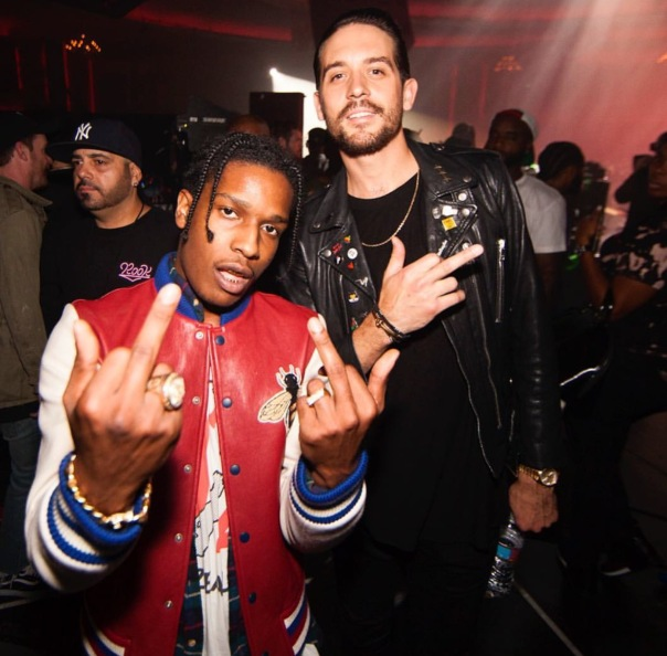 G Eazy and ASAP ROCKY -WESTPOPPN.com