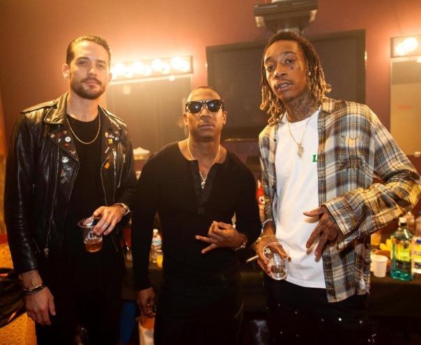 G-Eazy, jaRule, & wiz Khalifa - WESTPOppn.com