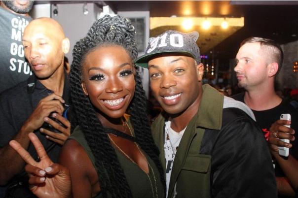 Brandy hits up Chicago. . Westpoppn.com