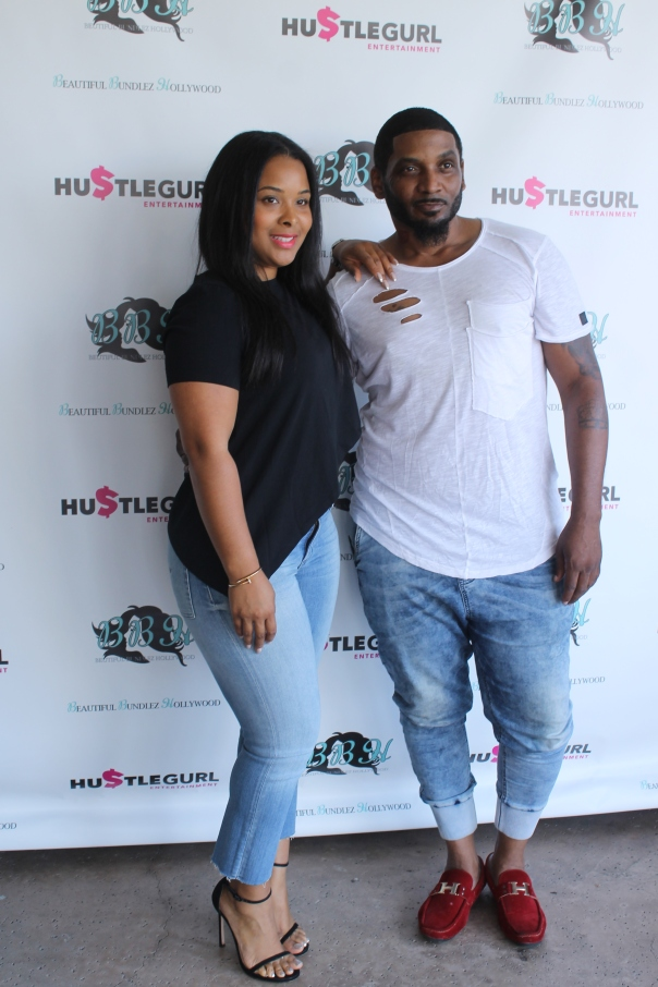 WESTPOPPN.COM - anthony cherry and mechelle Epps /mike epps wife