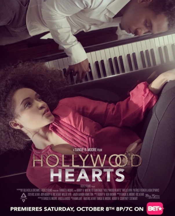 #HollywoodHearts on BET - Westpoppn.com