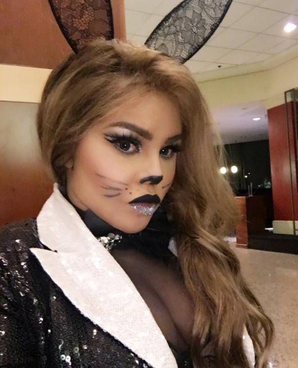 LIL KIM #Halloween2016 - Westpoppn.com