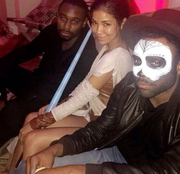 #Halloween2016 - Donald glover and Jhene Aiko -WESTPOPPN.com