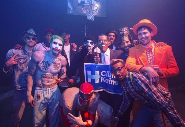 Lebron james and crew-#halloween2016 - Westpoppn.com