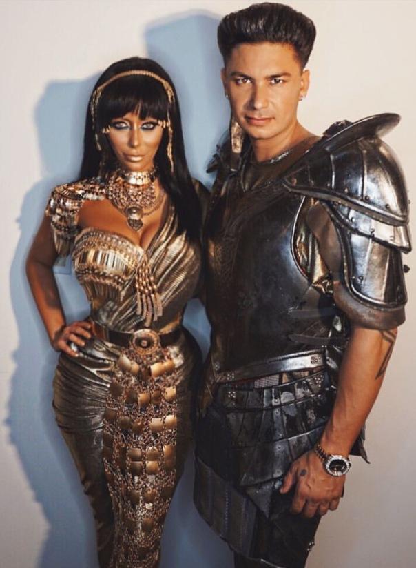 Halloween2016 DJ PAULY D & AubreyOday & As cleopatra - WESTPOPPN.com