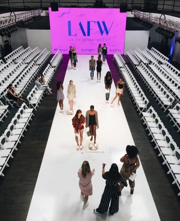 LA FASHION WEEK 2016 ✔️ WESTPOPPN.com #LAFW
