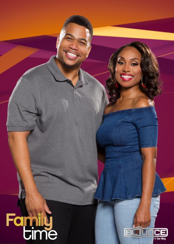 Family time - BOUNCE TV - season 4 - WESTPOppn.com