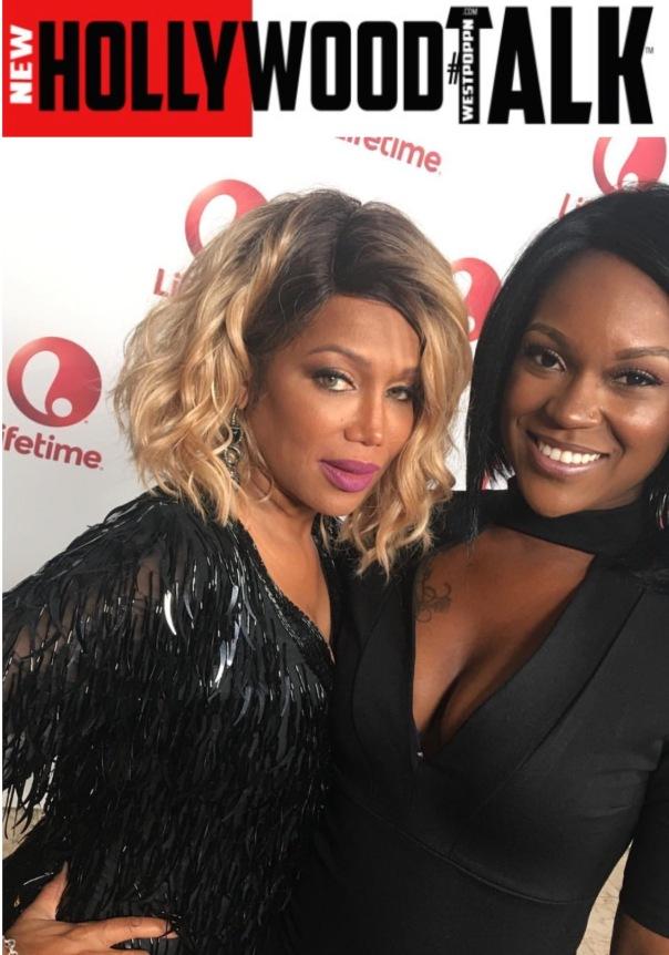 Michele & Celebrity Host Brittany k. Jackson - WESTPOPPN.com