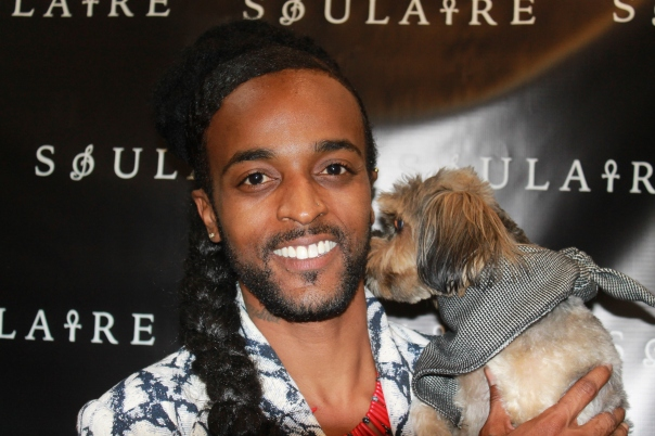 SOULAIRE & His son Marley Hendrix - WESTPOPPN.COM