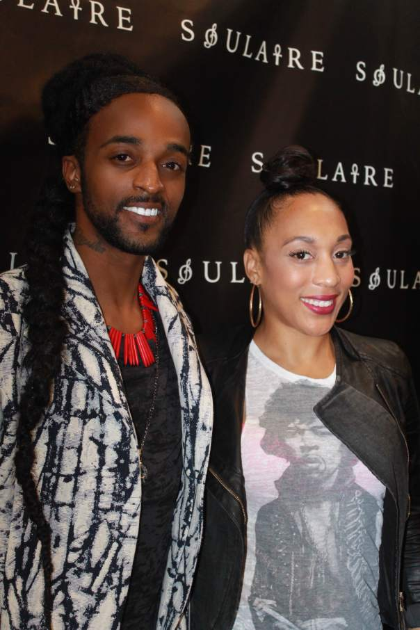 SOULAIRE & Kisha Waters (Designer) - WESTPOPPN.COM