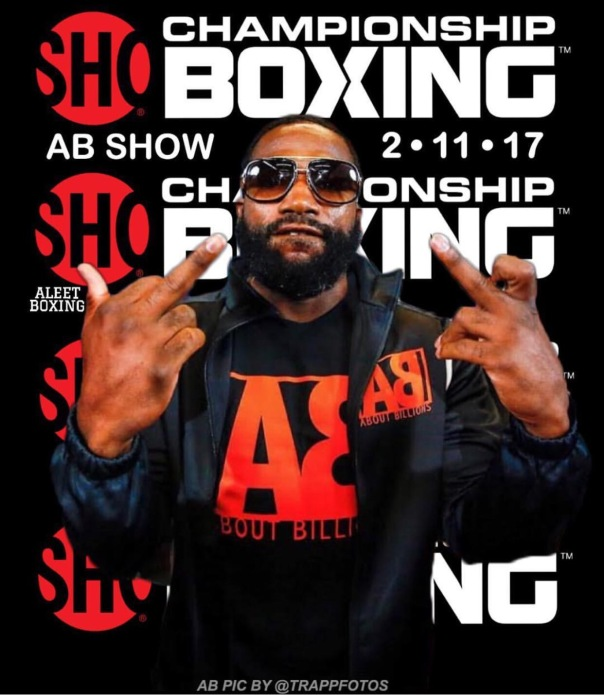 AB show (ADRIenBroner) - Westpoppn.com