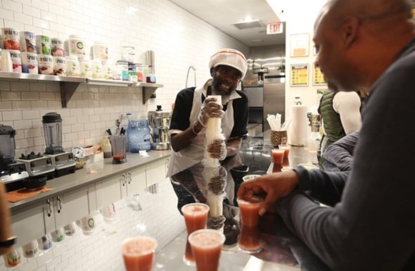 Juices for life grand opening-Brooklyn -WESTPOppn.com