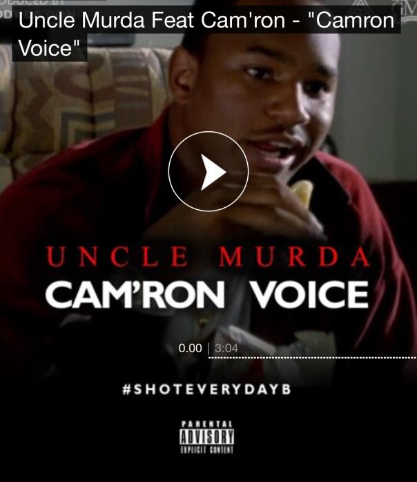 """cameron voice"" - Cameron ft uncleMurda - Westpoppn.com"