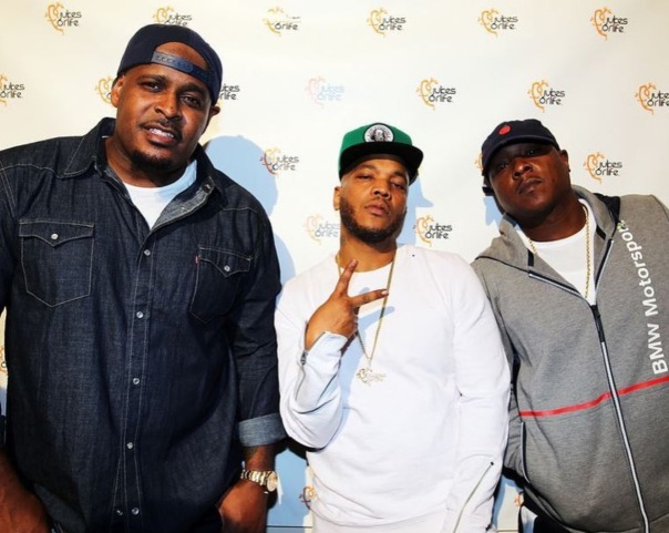 "The LOX - ""juices for life Grand opening - WESTPOppn.com"