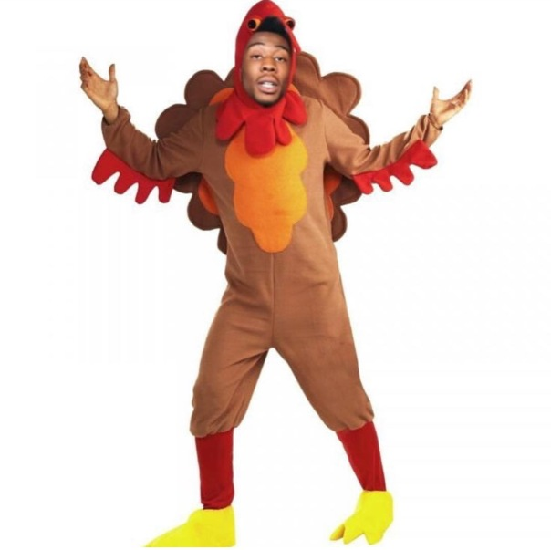 Happy thanksgiving from Desiigner - Westpoppn.com