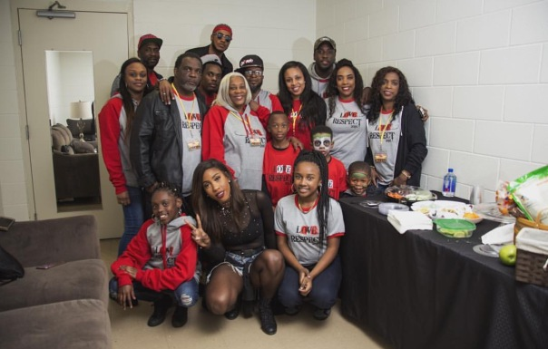 Sevyn streeter on thanksgiving - Westpoppn.com