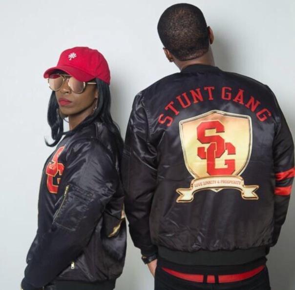 SAFAREE new #Stuntgang jackets - Westpoppn.com