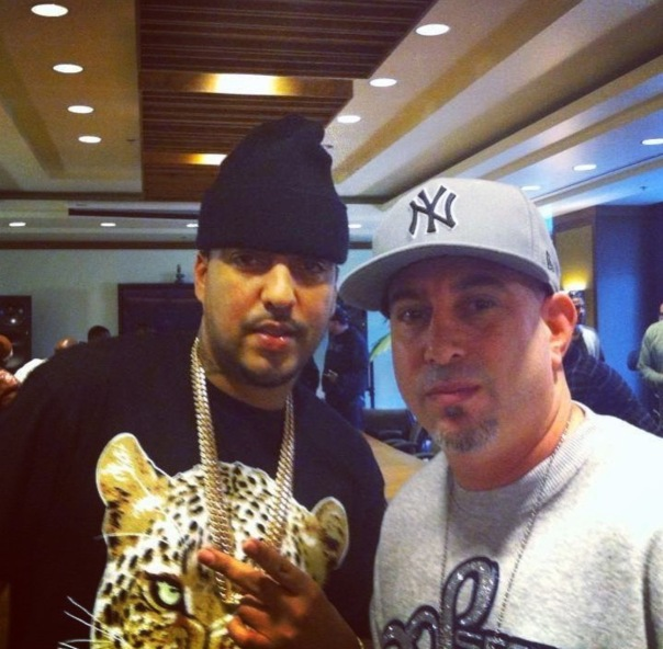 French Montana birthday - with DJ JayByrd - WESTPOPPN.com