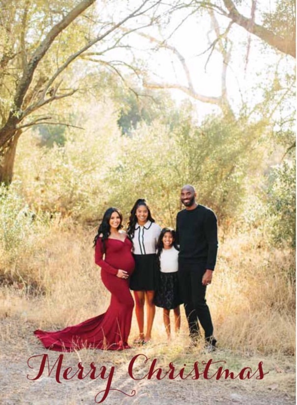 Kobe and family for Christmas - Westpoppn.com