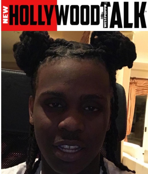 Chief Keef new hair du alert!!!! Westpoppn.com