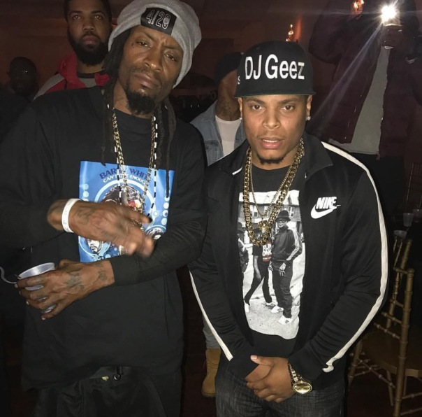 Mr cheeks and DJ Geez - Westpoppn.com