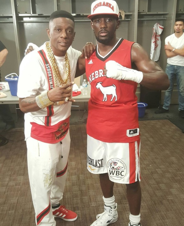 Boosie bad Azz - & ate remove Bud Crawford - WESTPOPPN.com