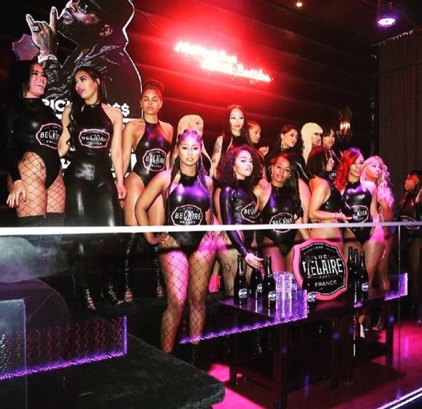 #BlackBottleGirls -Rickross - Westpoppn.com