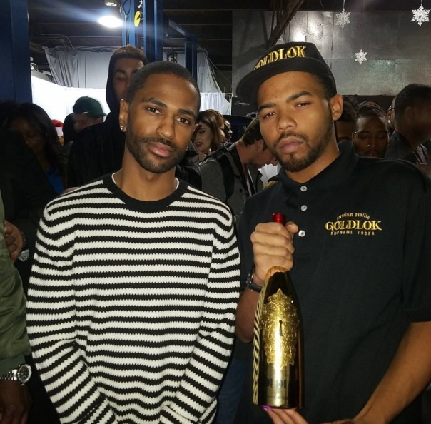 Big Sean hosted his 3rd Annual Toy Drive - big Sean & DJ Klepto - Westpoppn.com