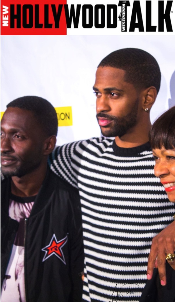 Big Sean hosted his 3rd Annual Toy Drive w-RoadStarr Motorsports - Westpoppn.com
