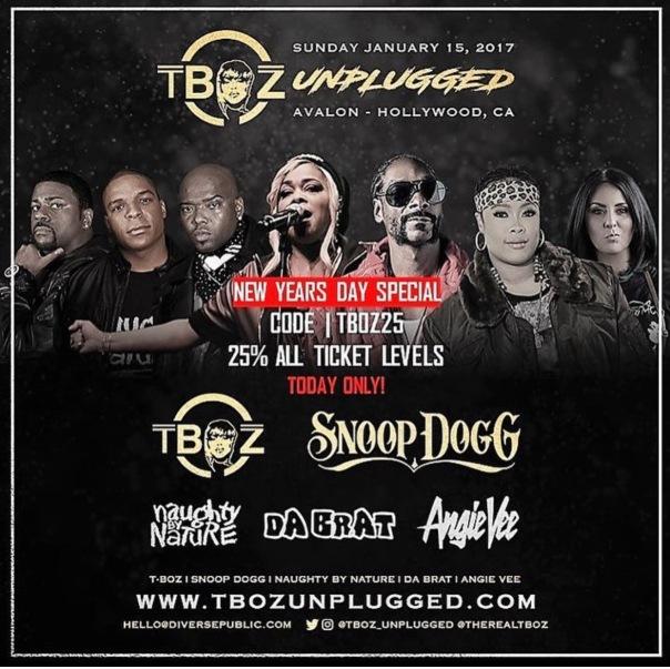Tboz unplugged event - Westpoppn.com