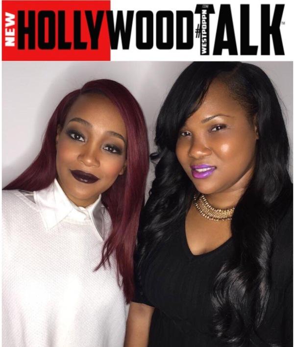 Monica brown and Celfie cosmetics - Westpoppn.com