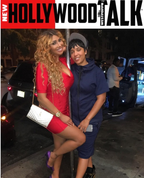 Somaya Reece & Lady Luck tv show #FirstFAmilyOfHIPHOP - Westpoppn.com
