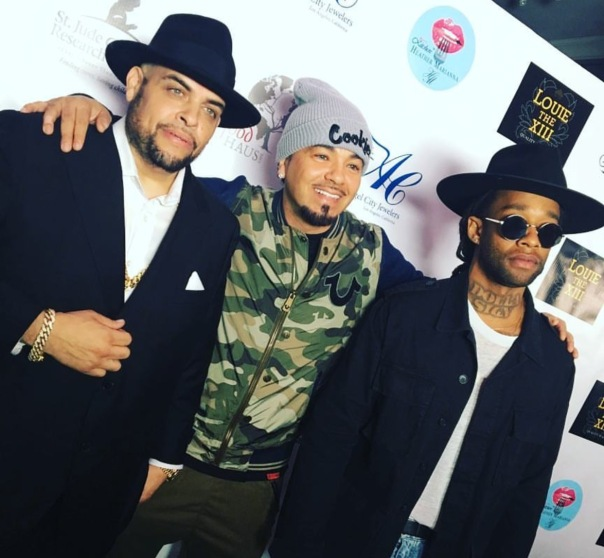 OG Louie 13th, Baby bash, Ty dolla at charity - Westpoppn.com