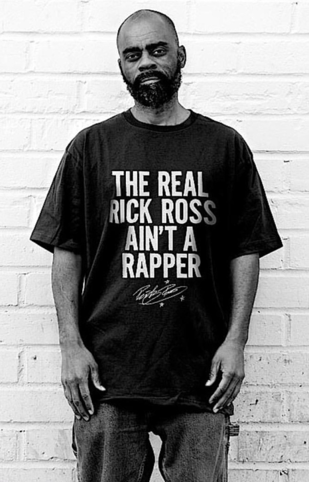 "The Real Rick Ross ""The real Rick ross is not a rapper"" . . He says. . - Westpoppn.com"