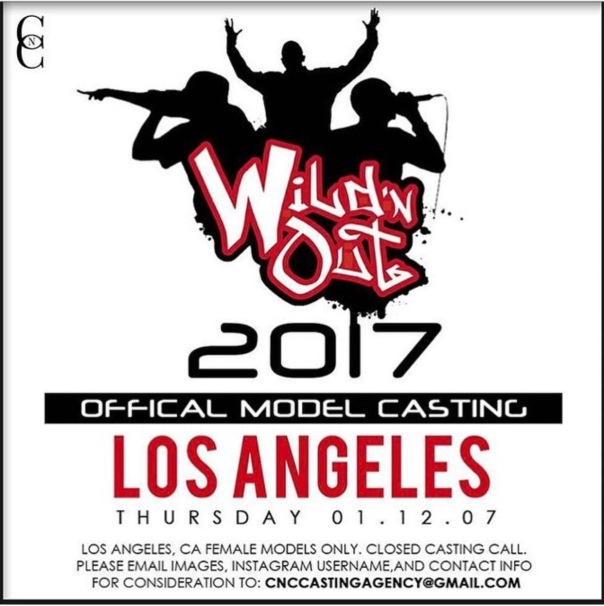 Nick Cannon Wild'n out casting - Westpoppn.com