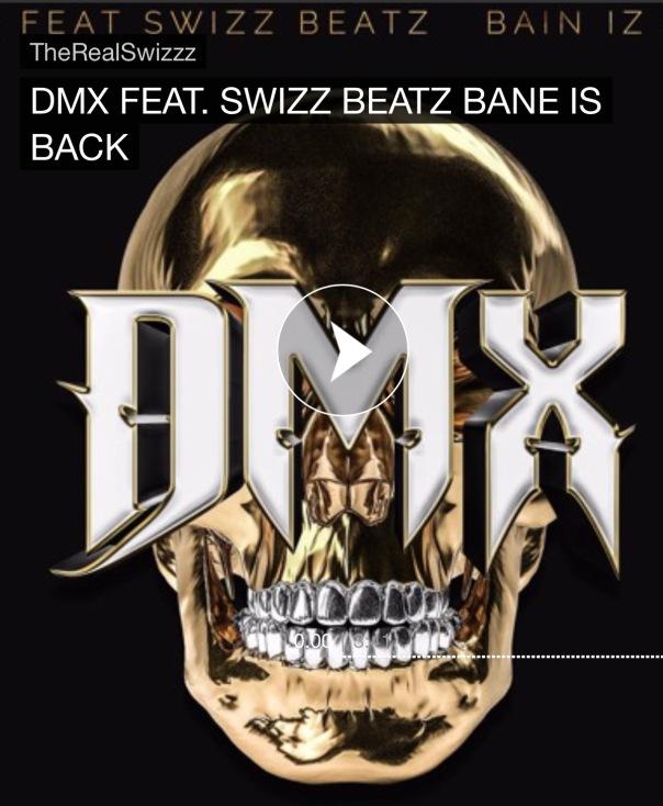 """DMX feat. Swiss Beatz """"Bane is back"""" -Westpoppn.com"""