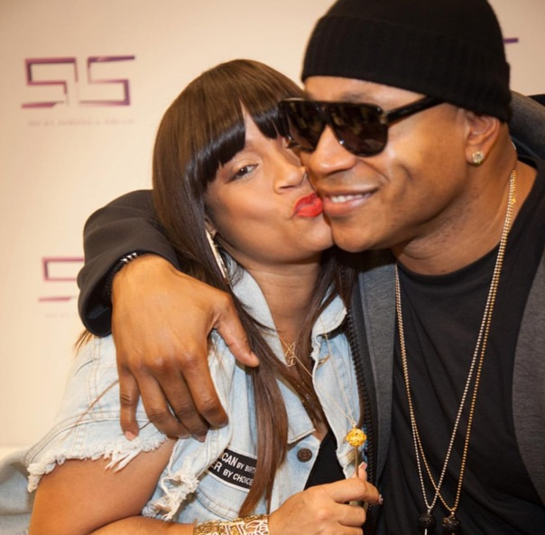 WESTPOPPN.com - LL cool j, and wifey Simone I. smith