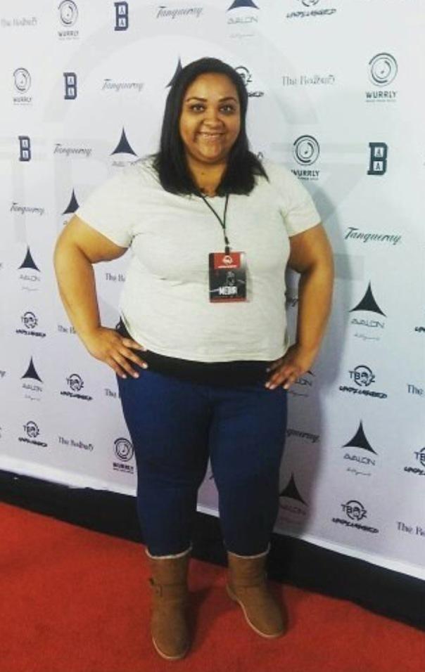 Christina Maheia (PR) #TBOZunplugged - WESTPOPPN.com