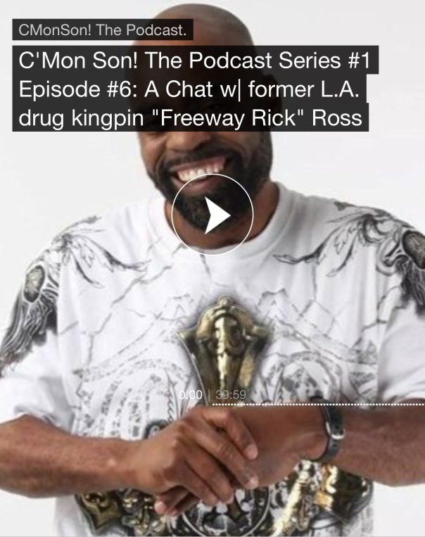 "Rick ross says - ""The real Rick ross is NOT a Rapper - Westpoppn.com"