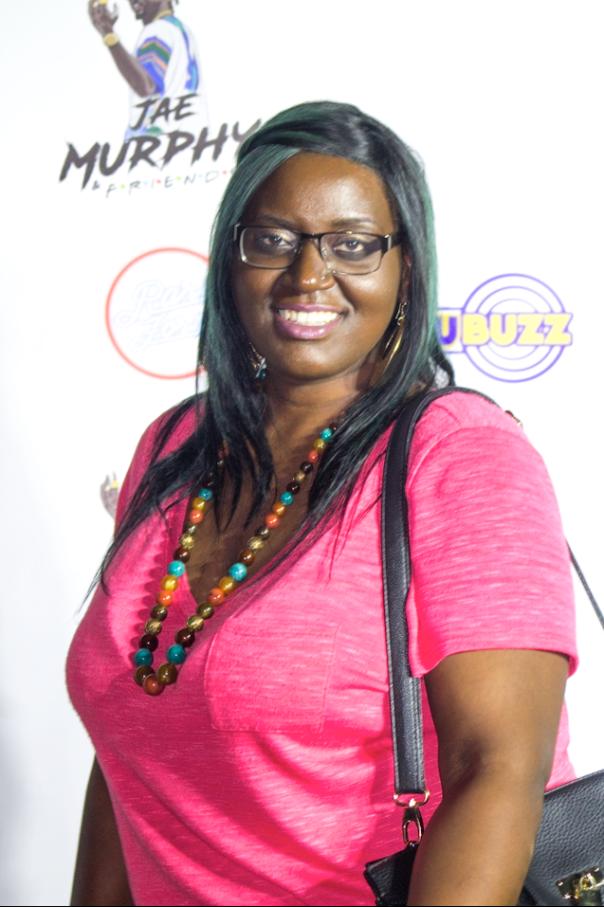 Nadia Worsley | Publicist -Event Coordinator - (pc:AbbySingleton - Westpoppn.com