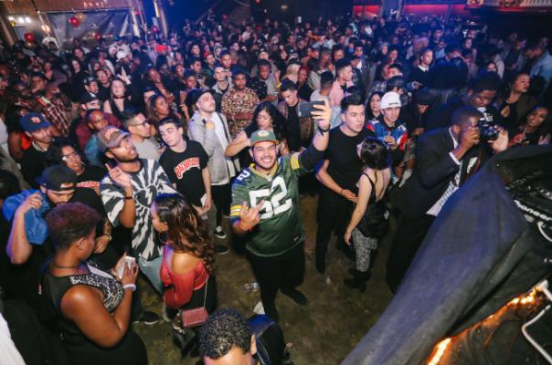 Crowd Lit #JaeMurphy&Friends Party - Westpoppn.com