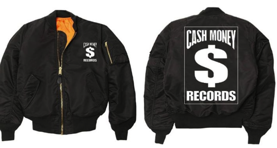 cash money records clothing jackets - Westpoppn.com