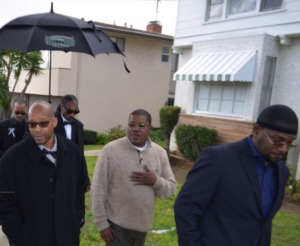 #DJCrazyToones Funeral - Snoop,dj pooh, warren g, etc. on Westpoppn.com